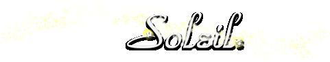 レディース&メンズ Soleil